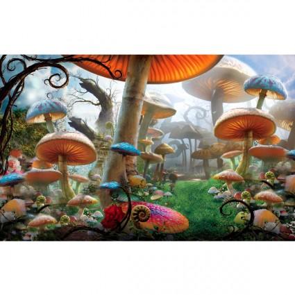 mushroom alice in wonderland quotes quotesgram. Black Bedroom Furniture Sets. Home Design Ideas