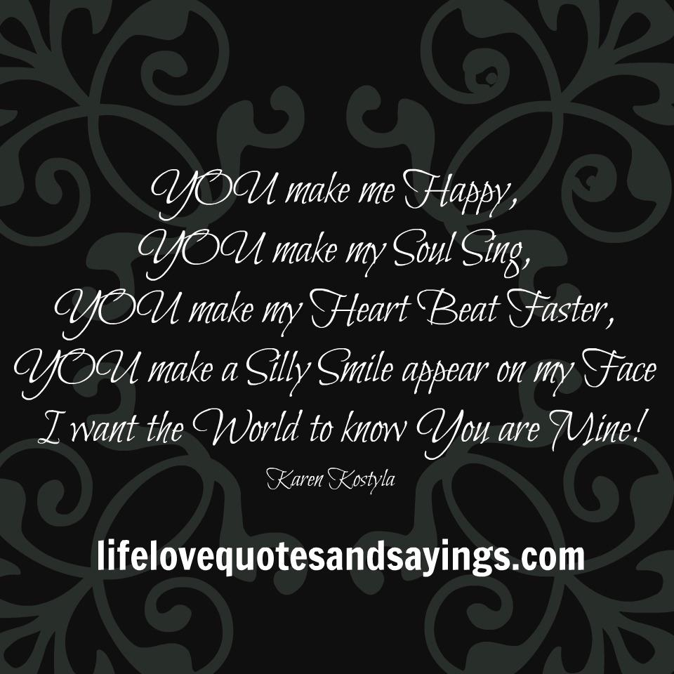 Heart Quotes: Happy Heart Quotes And Sayings. QuotesGram