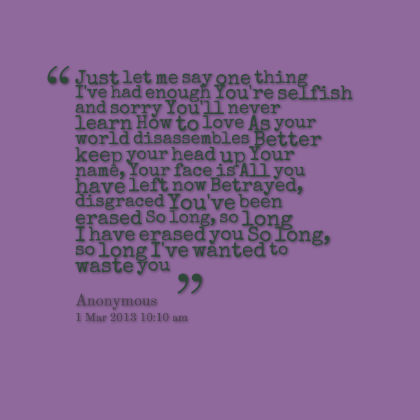 Love Finds You Quote: Let Me Love You Quotes. QuotesGram