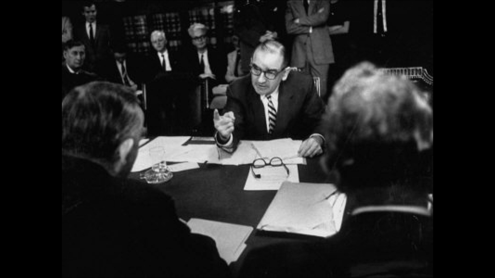 an introduction to the life of joseph r mccarthy How mccarthyism worked joseph r mccarthy vigorously makes a point at a senate judiciary committee hearing hank walker/time life pictures/getty images.