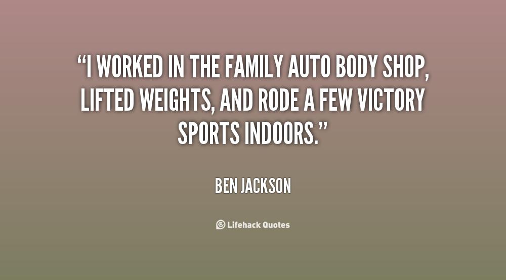 Black Family Quotes Image Quotes At Hippoquotes Com: Auto Shop Quotes. QuotesGram