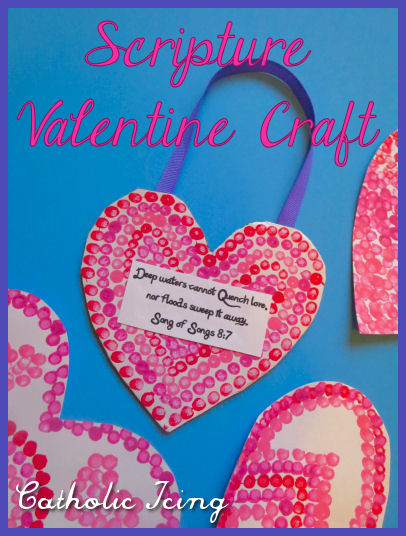 Christian Valentine Craft