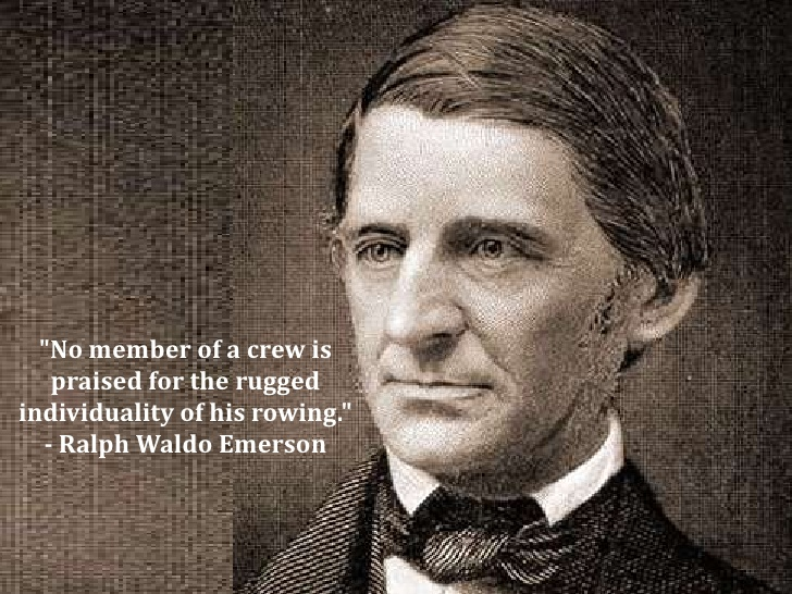 emerson individualism The great american thinker ralph waldo emerson and the influential german philosopher friedrich nietzsche, though writing in different eras and ultimately developing significantly different.