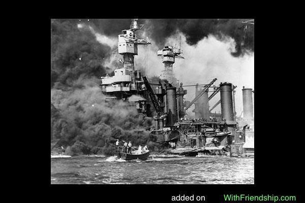 a brief look on the attack on pearl harbor Explore the papers, photographs and memorabilia of the uss arizona in this online exhibit commemorating the 75th anniversary of the attack on pearl harbor.