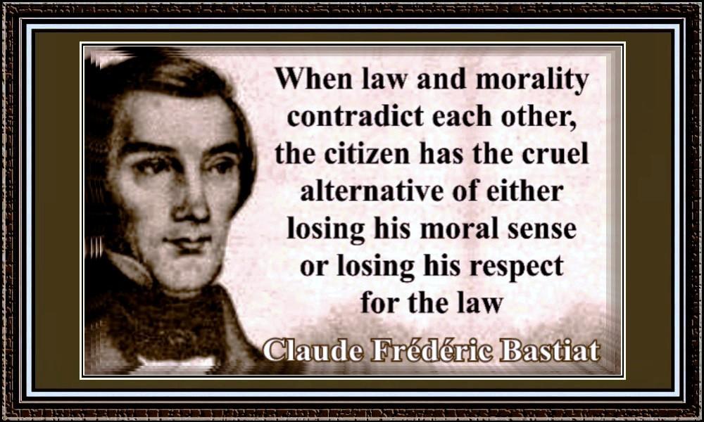 Frederic Bastiat Quotes Socialism QuotesGram