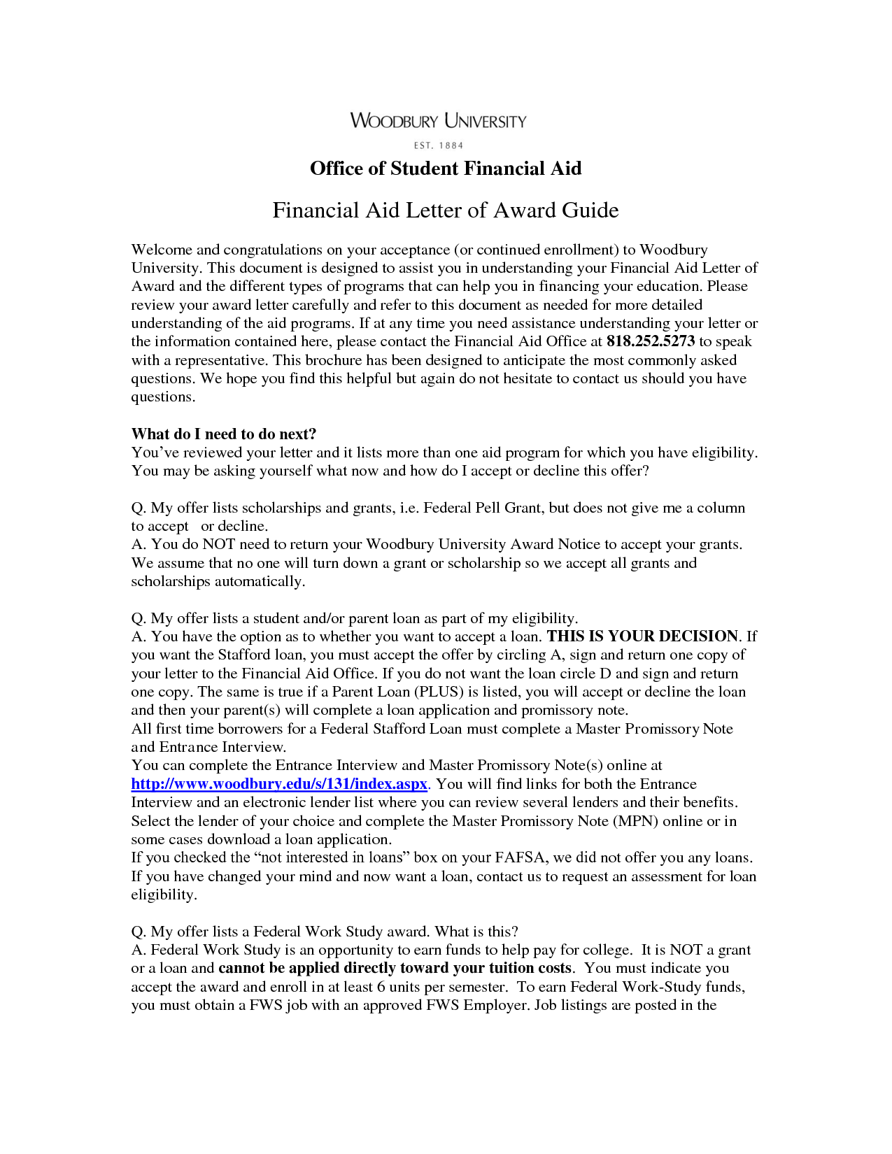 How to write financial support letter