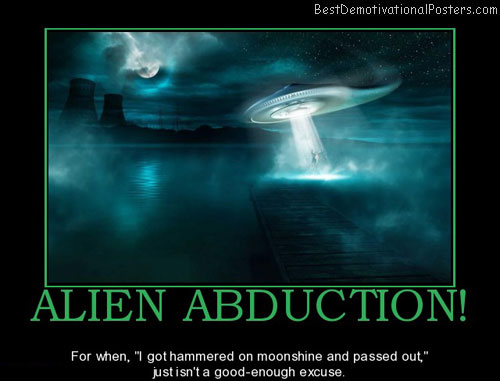 Abducted By Aliens Quotes. QuotesGram
