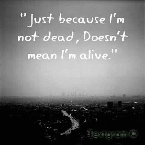 Im Already Dead Quotes. QuotesGram  Im Already Dead...