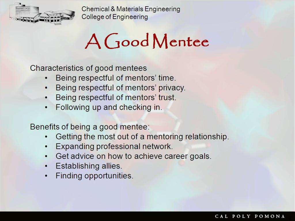 mentor teacher characteristics and their relationship