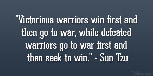 Sun Tzu Quotes Quotesgram