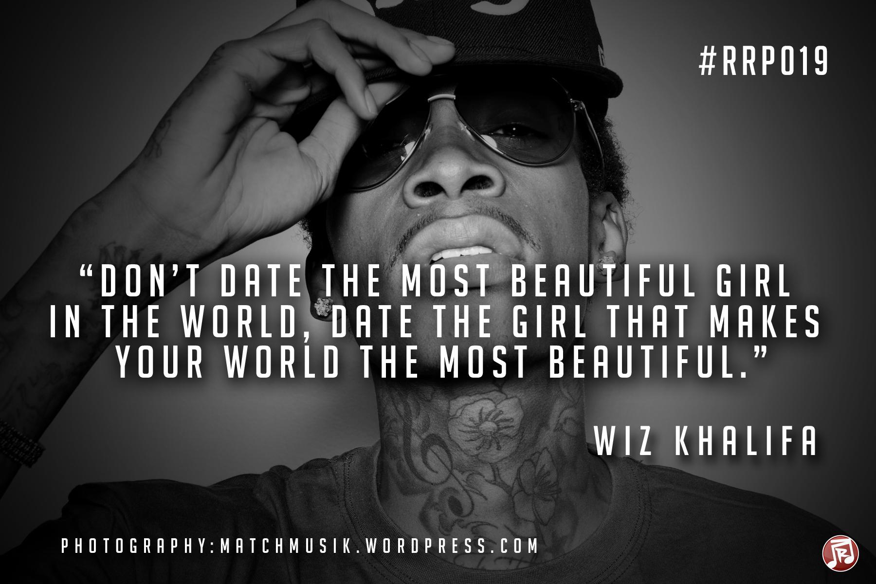 Rap Quotes Wiz Khalifa. QuotesGram