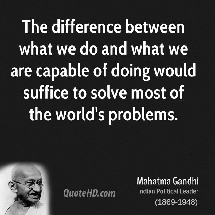 Famous Gandhi Quotes: Gandhi Famous Quotes About Life. QuotesGram