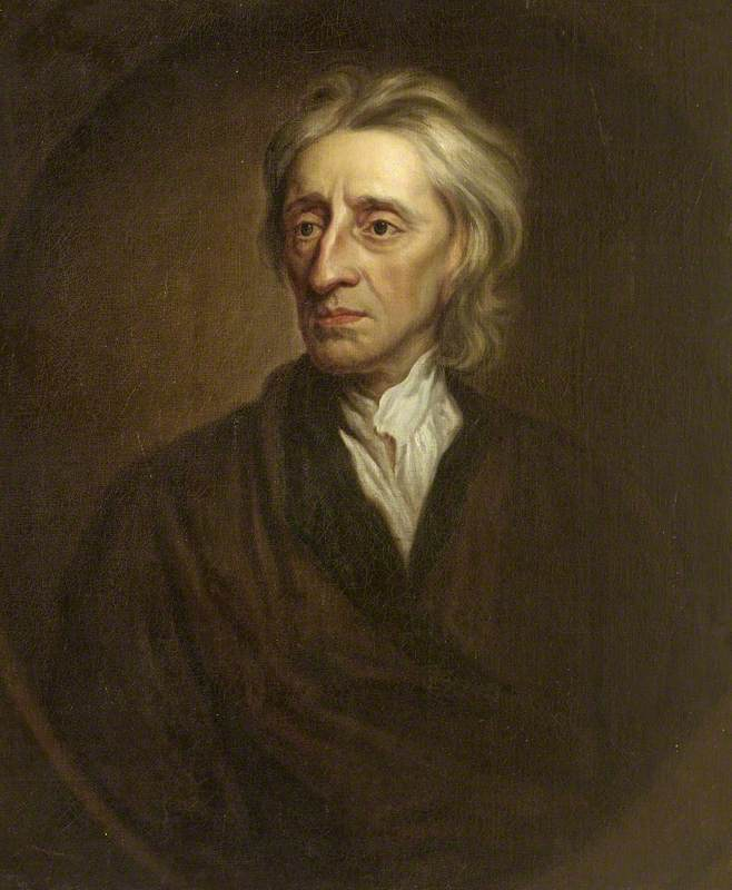 democratic ideals of john locke essay Democratic ideals in the declaration of independence and the constitution   philosopher john locke, whose writings on government put forward two ideas  that.