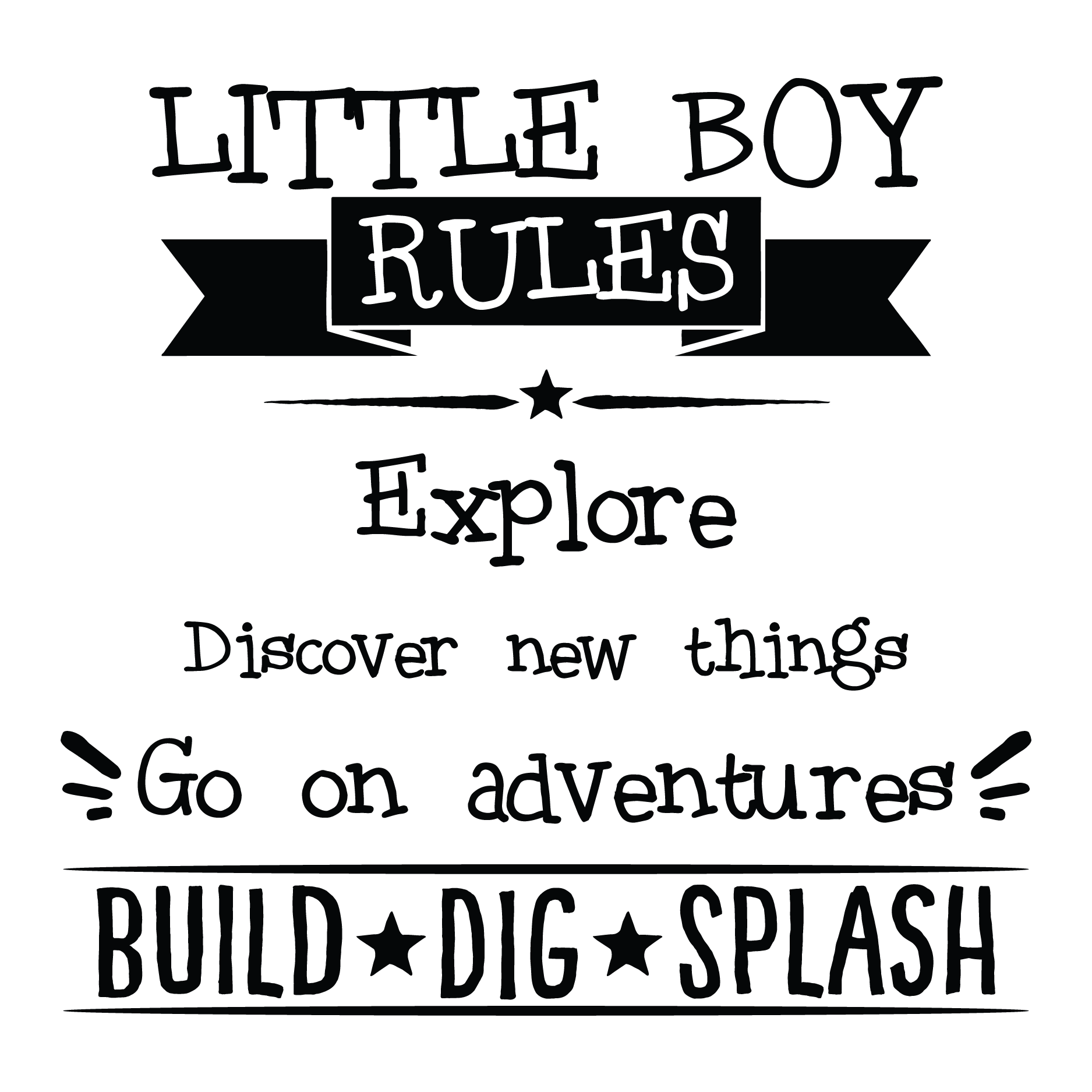 Quotes About Little Boys Adventure Quotesgram