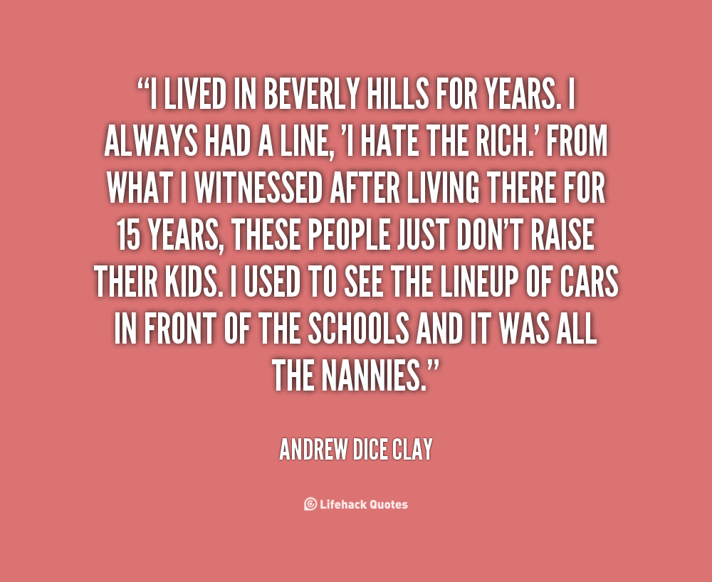 I Hate Rich People Quotes. QuotesGram