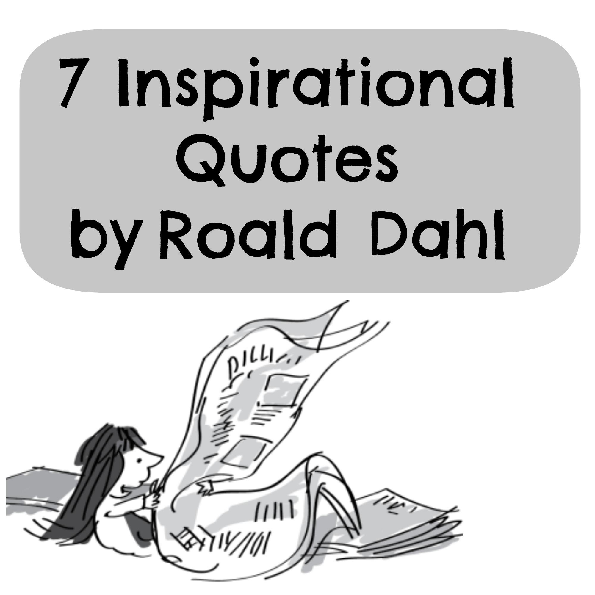 Friendship Quotes From Children S Books: Roald Dahl Quotes Best Quotes. QuotesGram