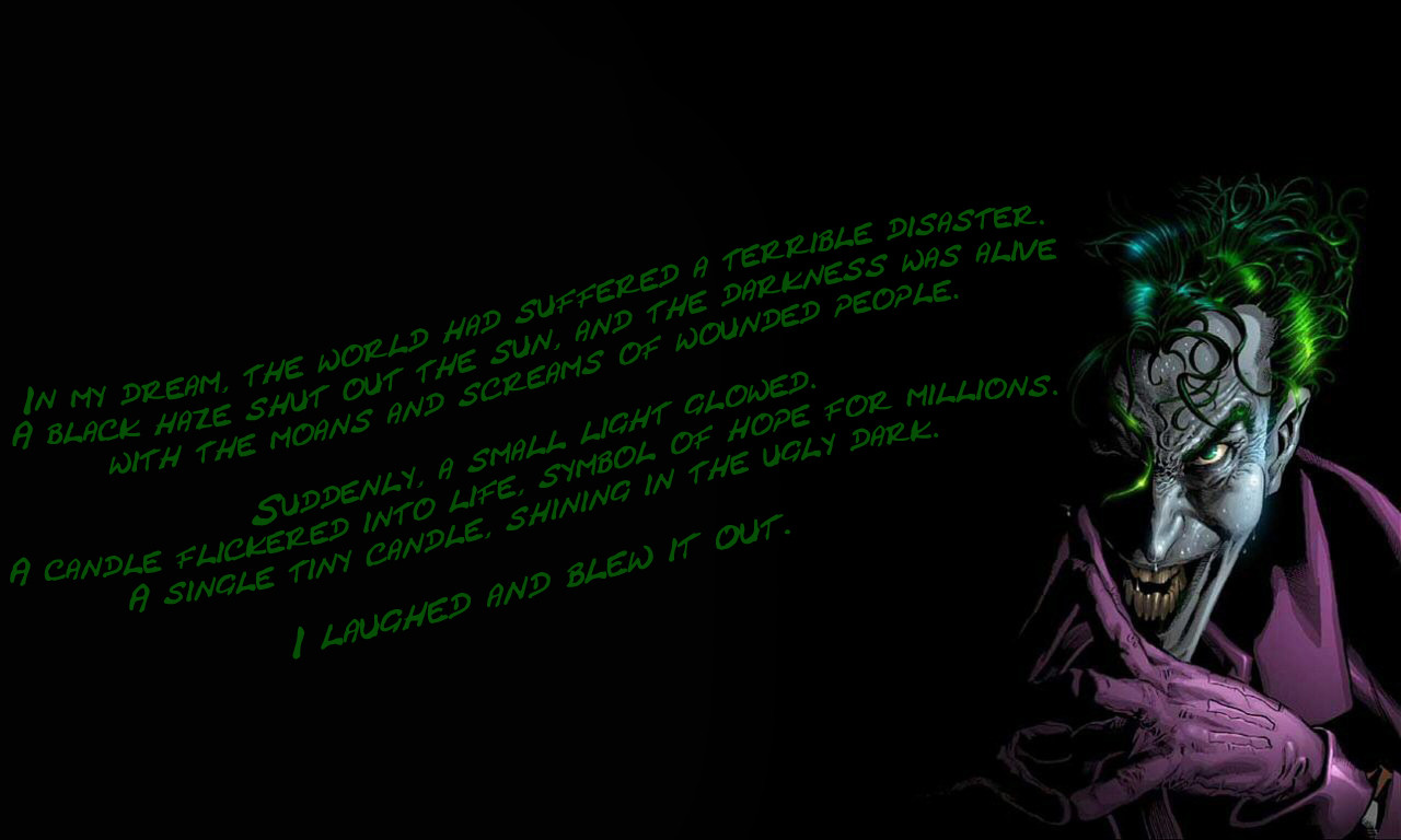 Famous Joker Quotes. QuotesGram