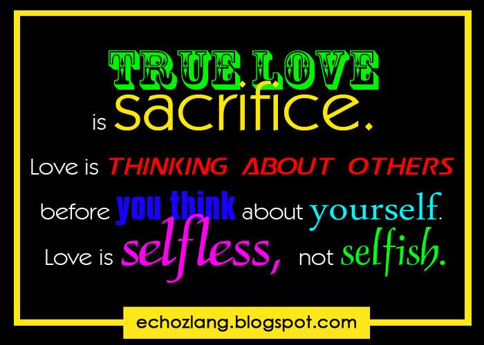 Love Selfish Quotes. QuotesGram