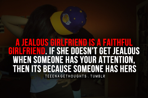 Quotes About Jealous Ex Wives. QuotesGram