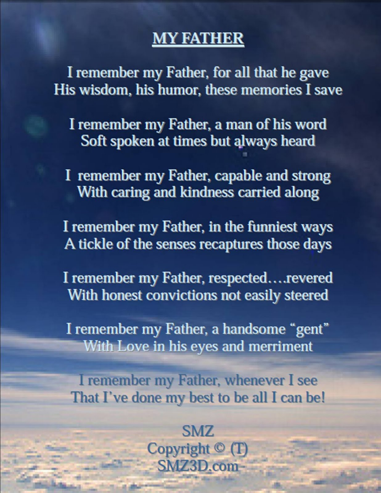 My Dad Passed Away Quotes. QuotesGram