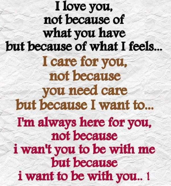 Quotes girlfriend ur love to 12 Romantic