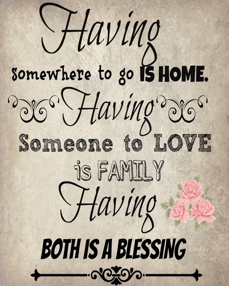 Inspirational Quotes About Positive: New Home Quotes Blessings. QuotesGram