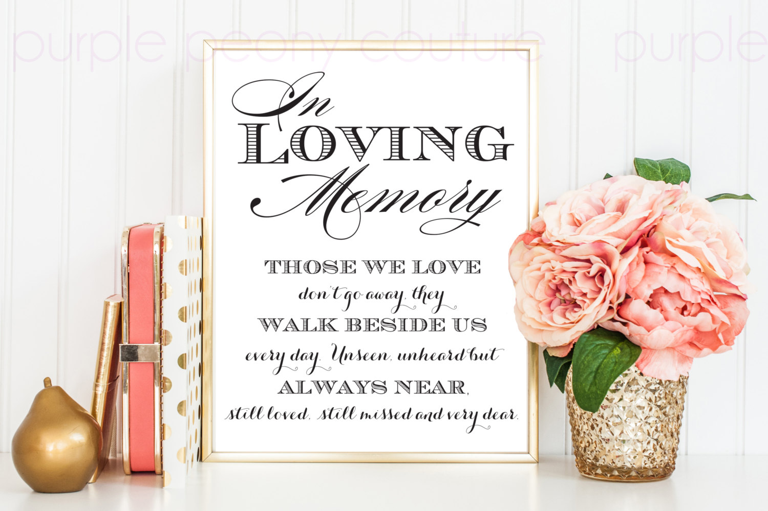 In Loving Memory Template Free Download from cdn.quotesgram.com