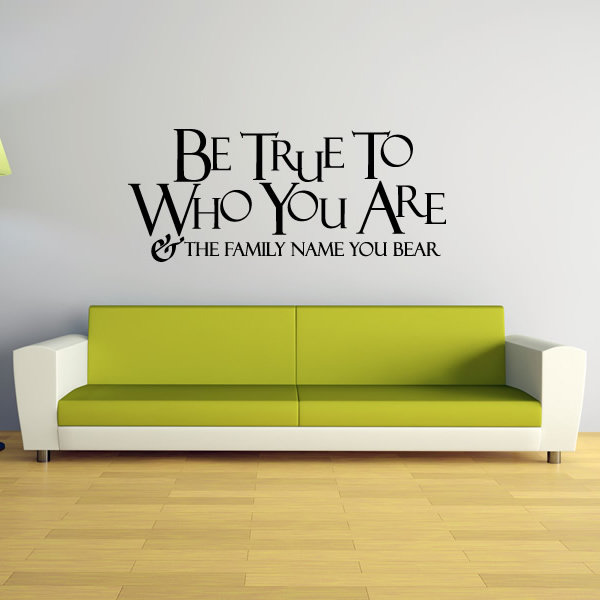 Wall art decals quotes quotesgram for Furniture quotes