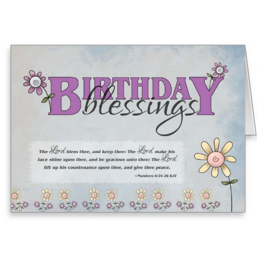 Birthday Bible Verses Quotes. QuotesGram