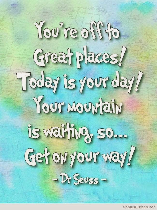Famous Quotes Dr Seuss Books Quotesgram
