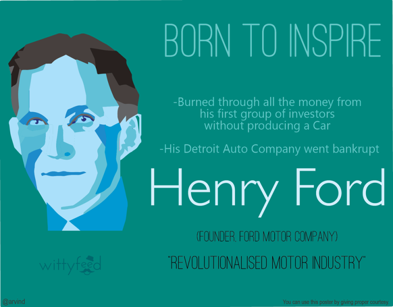 Henry Ford's Leadership Style