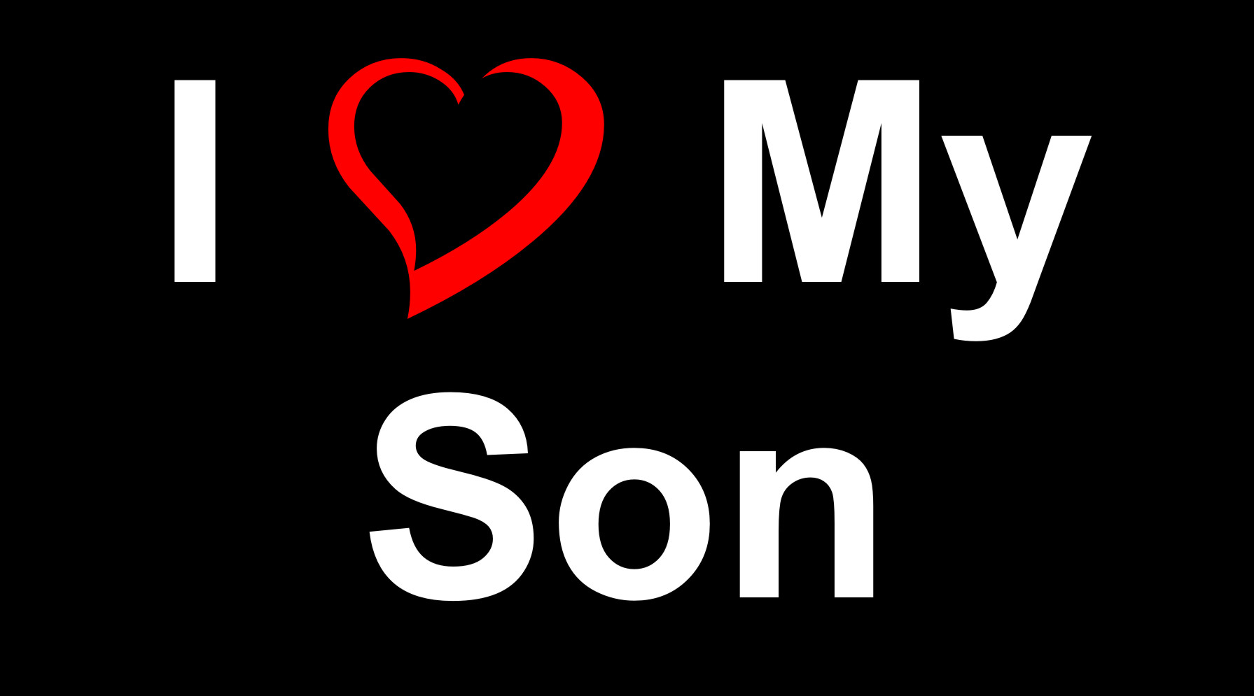 I Love You Son Quotes. QuotesGram