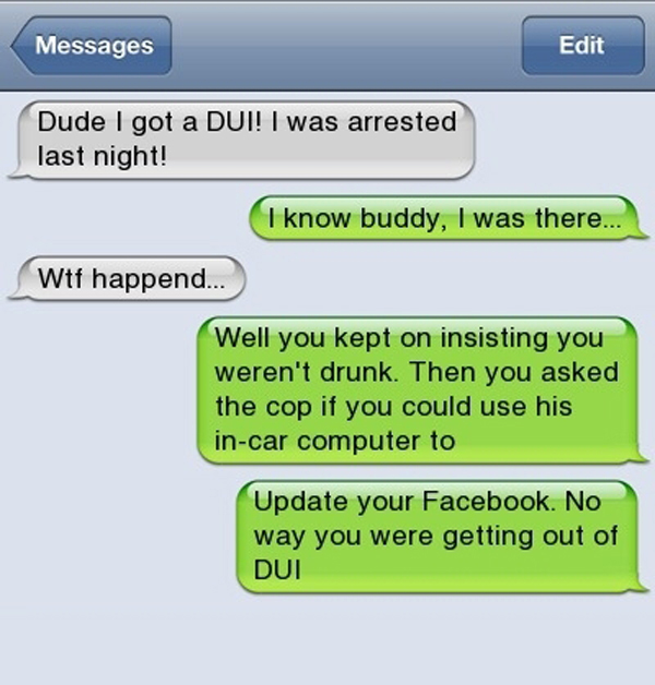 Funny Drunk Text Quotes. QuotesGram