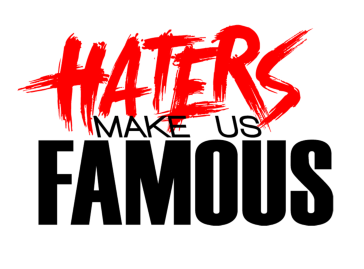 Prayer For My Haters Quotes: Positive Influence Quotes Work. QuotesGram
