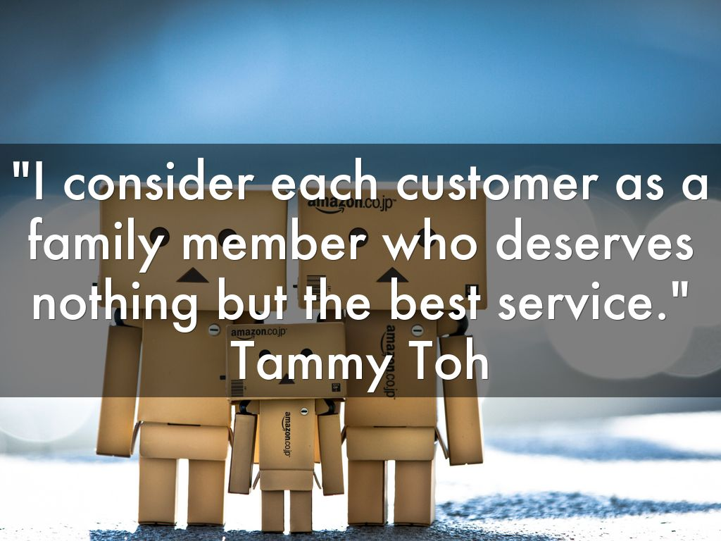 Customer service the right way - 4 9