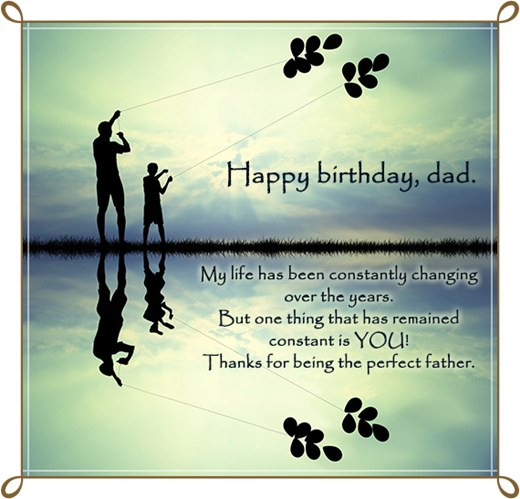 Inspirational Birthday Quotes For Dad. QuotesGram