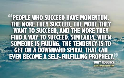 Motivational Quotes About Success: Momentum Sports Quotes. QuotesGram
