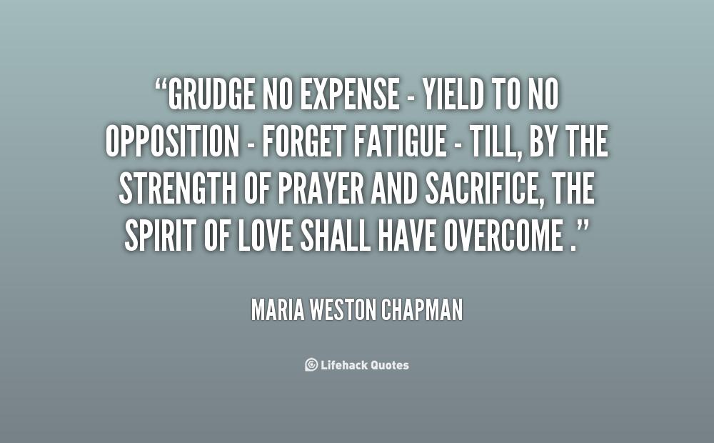 Grudges Quotes. QuotesGram