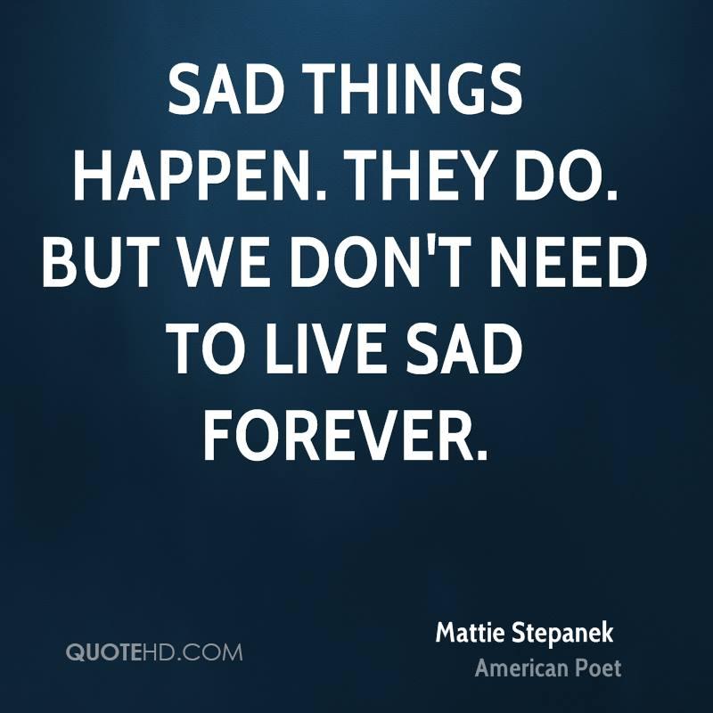 Sad Quotes Quotesgram: Sad Thing Quotes. QuotesGram