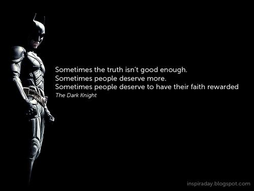 Famous Batman Quotes. QuotesGram