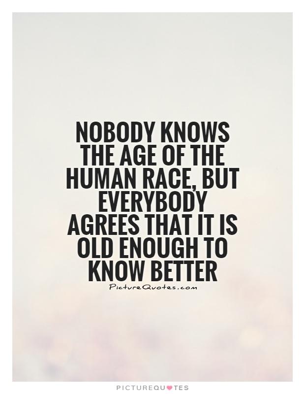 Nobody Quotes. QuotesGram