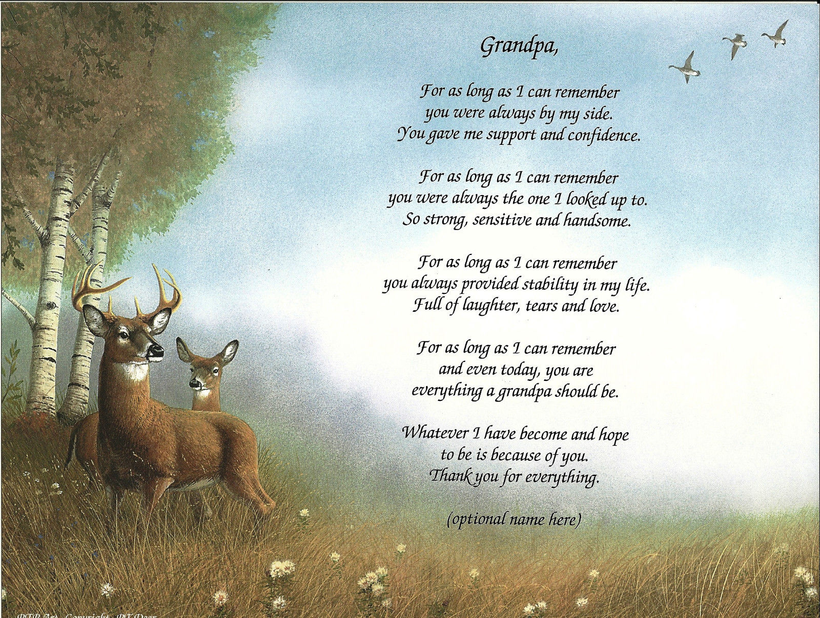 In Memory Of Grandpa Quotes. QuotesGram