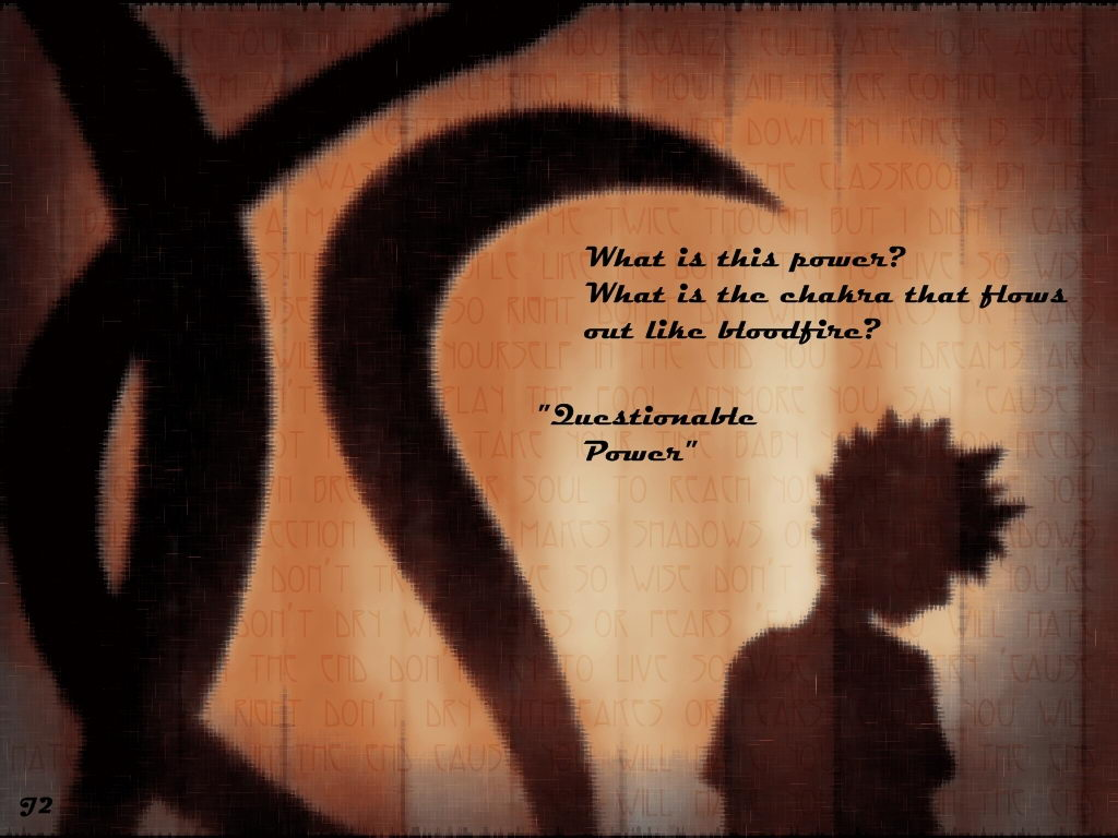 Anime Love Wallpapers And Quotes : Naruto Quotes Wallpaper. QuotesGram
