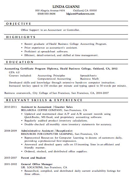Resume For Key Ac plishment Quotes QuotesGram