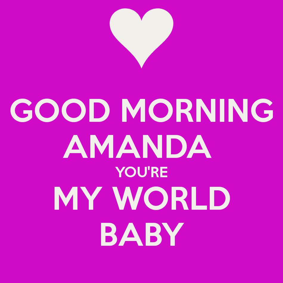 Good Morning Baby In Korean : Good morning world quotes quotesgram
