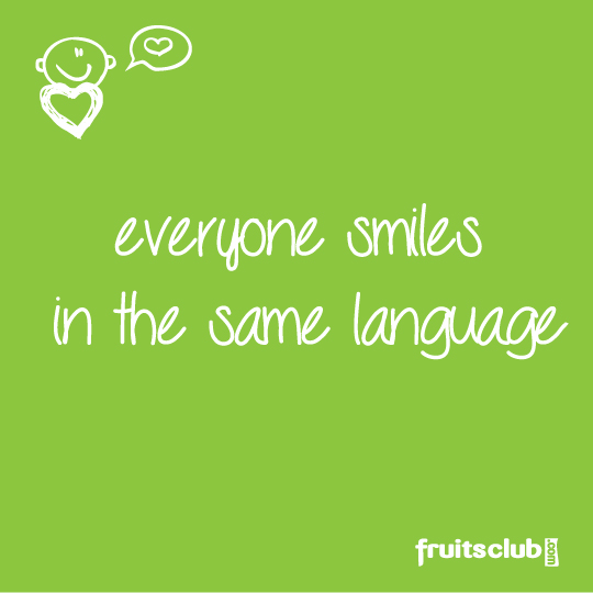 Quote Everyone Should Smile: World Language Quotes. QuotesGram
