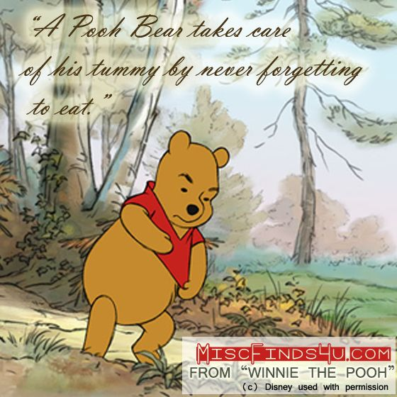 pooh bear quotes about honey quotesgram. Black Bedroom Furniture Sets. Home Design Ideas