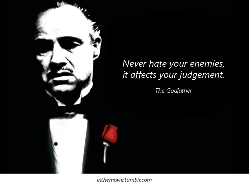 The Godfather Quotes Wallpapers. QuotesGram