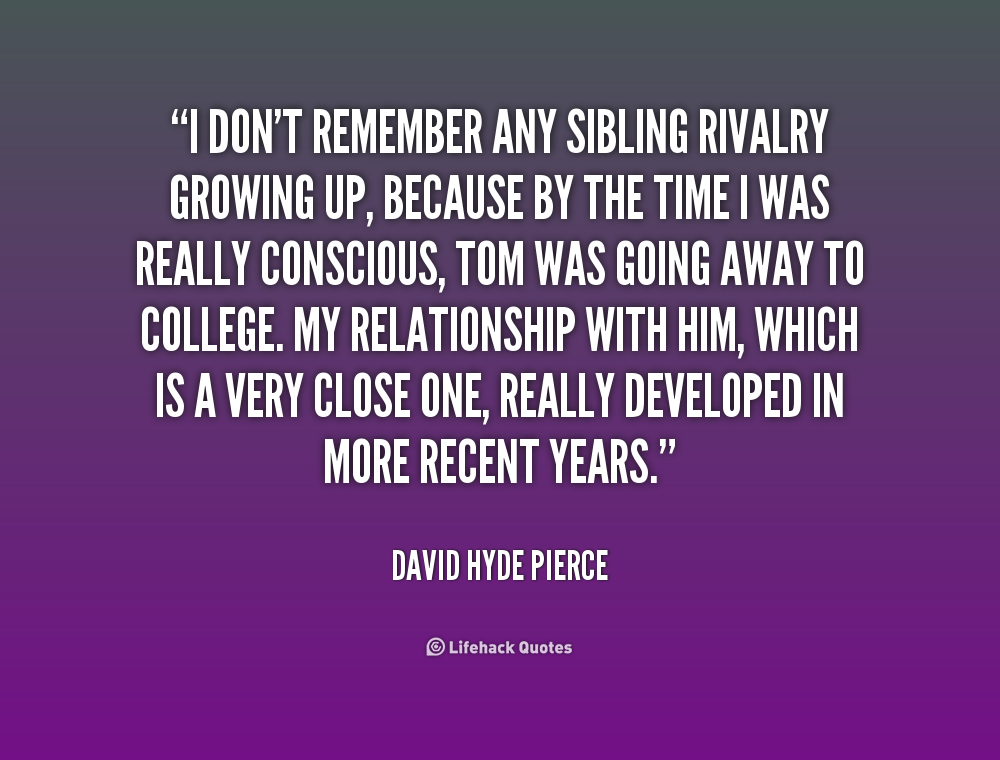 quotes about siblings - photo #2