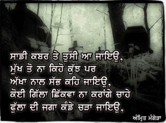 Punjabi Quotes About Life. QuotesGram